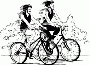 preventing biking injuries photo