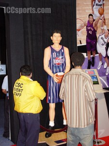 why is yao ming always hurt