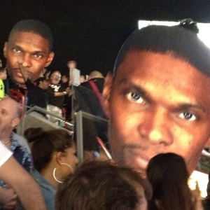 Did Chris Bosh make the right decision on Olympics photo