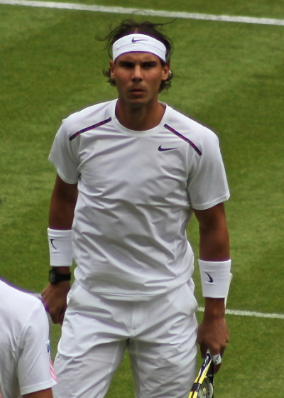 Problems pulling out of tennis tournament - Rafael Nadal photo